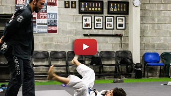 Elite sports team elite Bjj Fighter Kenneth Ureña Valverde video thumbnail1