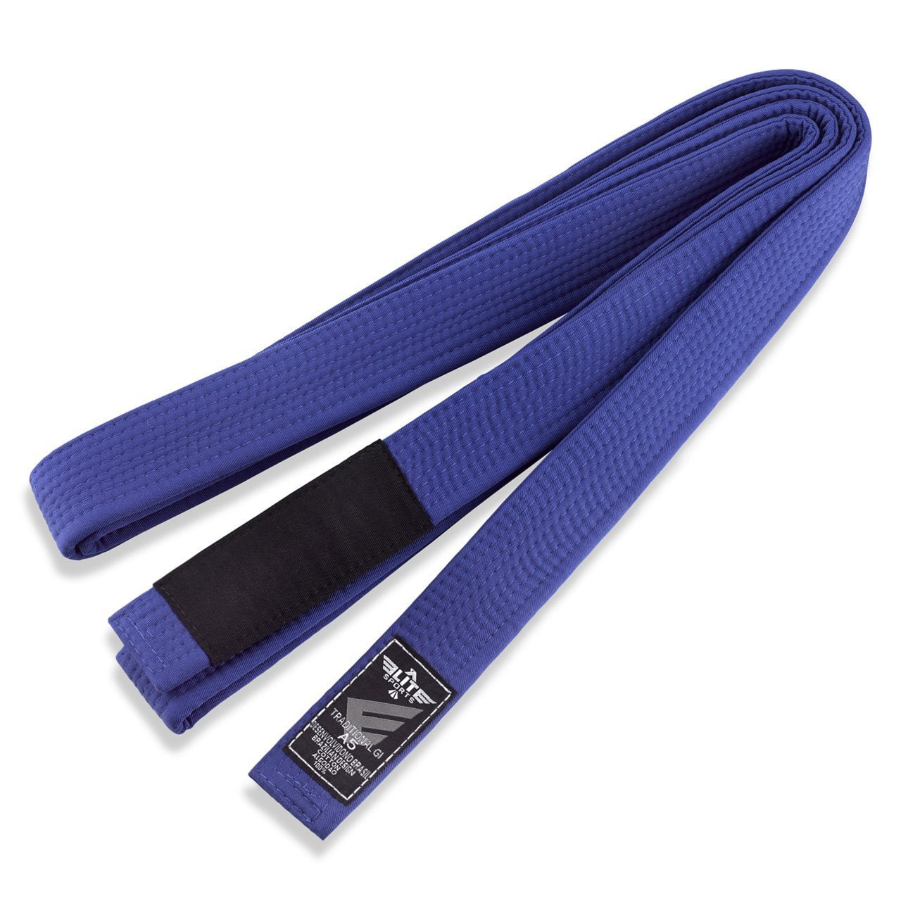 Elite Sports Adult Brazilian Jiu Jitsu BJJ Blue Belt