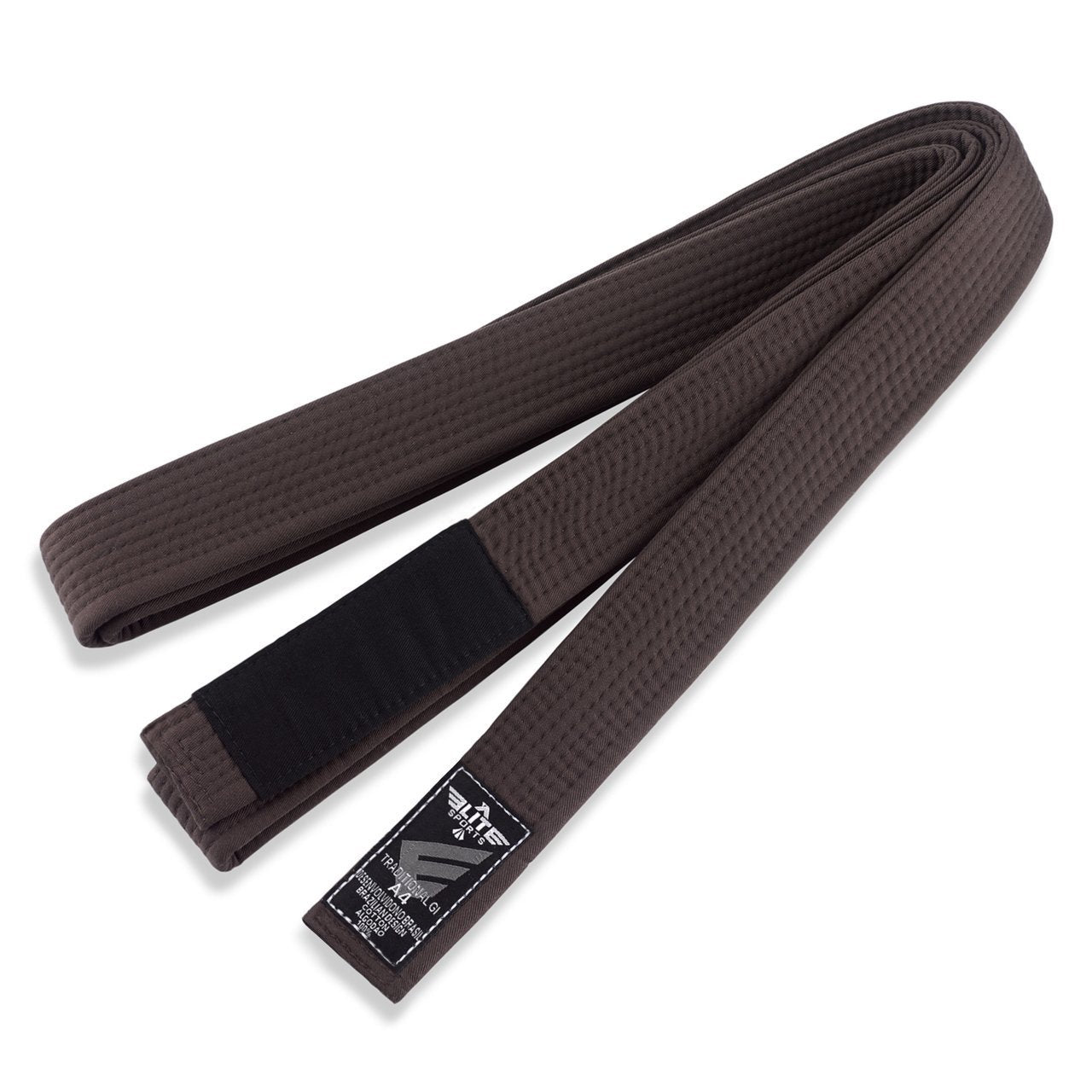 Elite Sports Adult Brazilian Jiu Jitsu BJJ Brown Belt