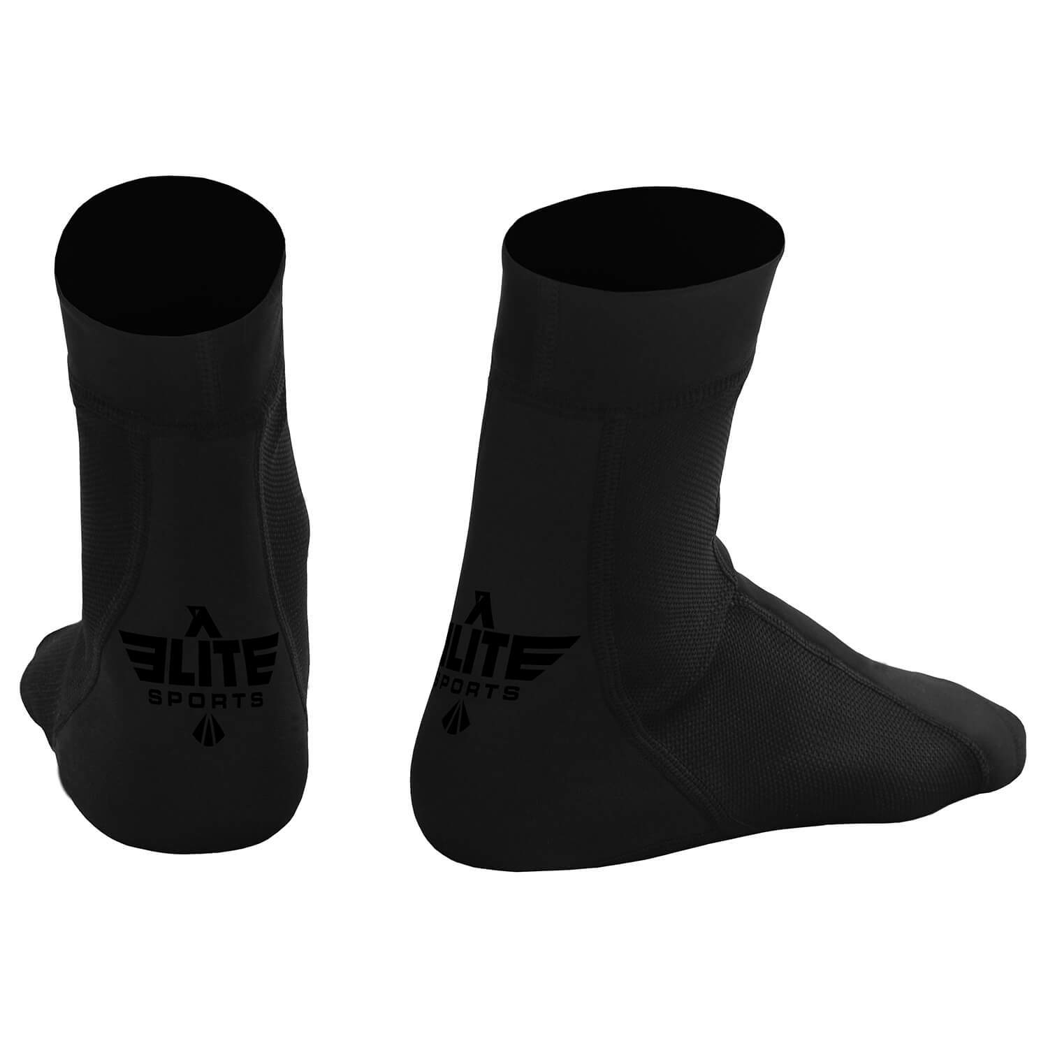 Load image into Gallery viewer, Elite Sports Black MMA Foot Grips