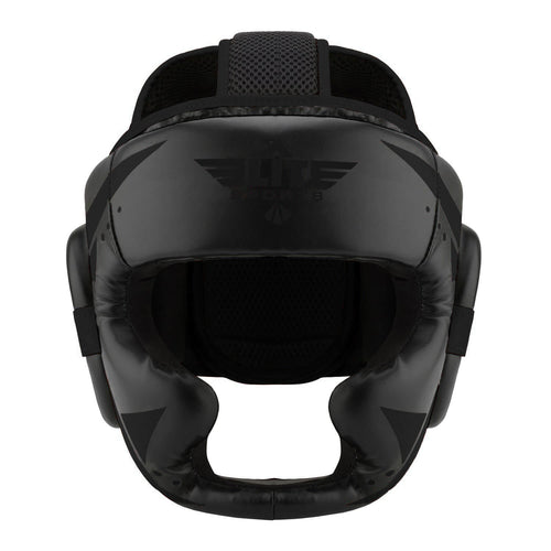 Elite Sports Star Series Sparring Black/Black Wrestling Headgear