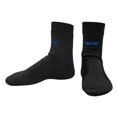 Elite Sports Blue MMA Foot Grips
