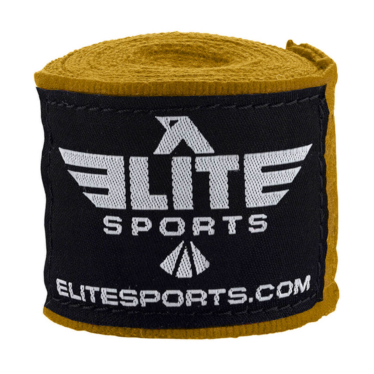 Elite Sports Golden MMA Hand Wraps