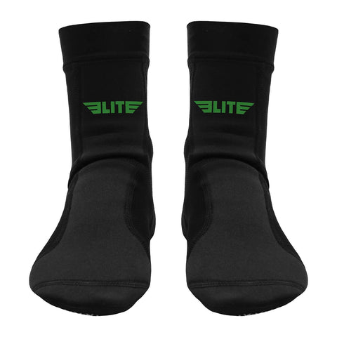 Elite Sports Green MMA Foot Grips