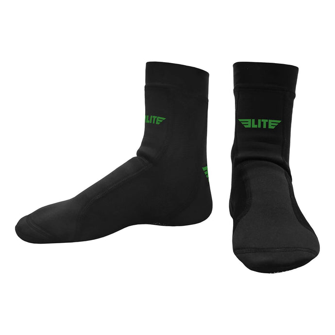 Elite Sports Green Muay Thai Foot Grips