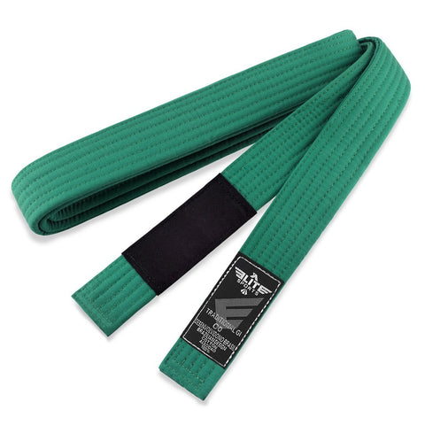 Elite Sports Kids Brazilian Jiu Jitsu BJJ Green Belt
