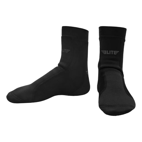 Elite Sports Gray MMA Foot Grips