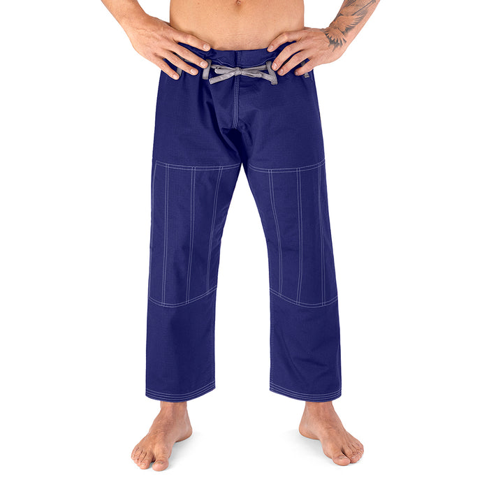 Elite Sports Navy Adult Brazilian Jiu Jitsu BJJ Pant