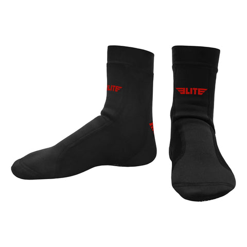 Elite Sports Red MMA Foot Grips