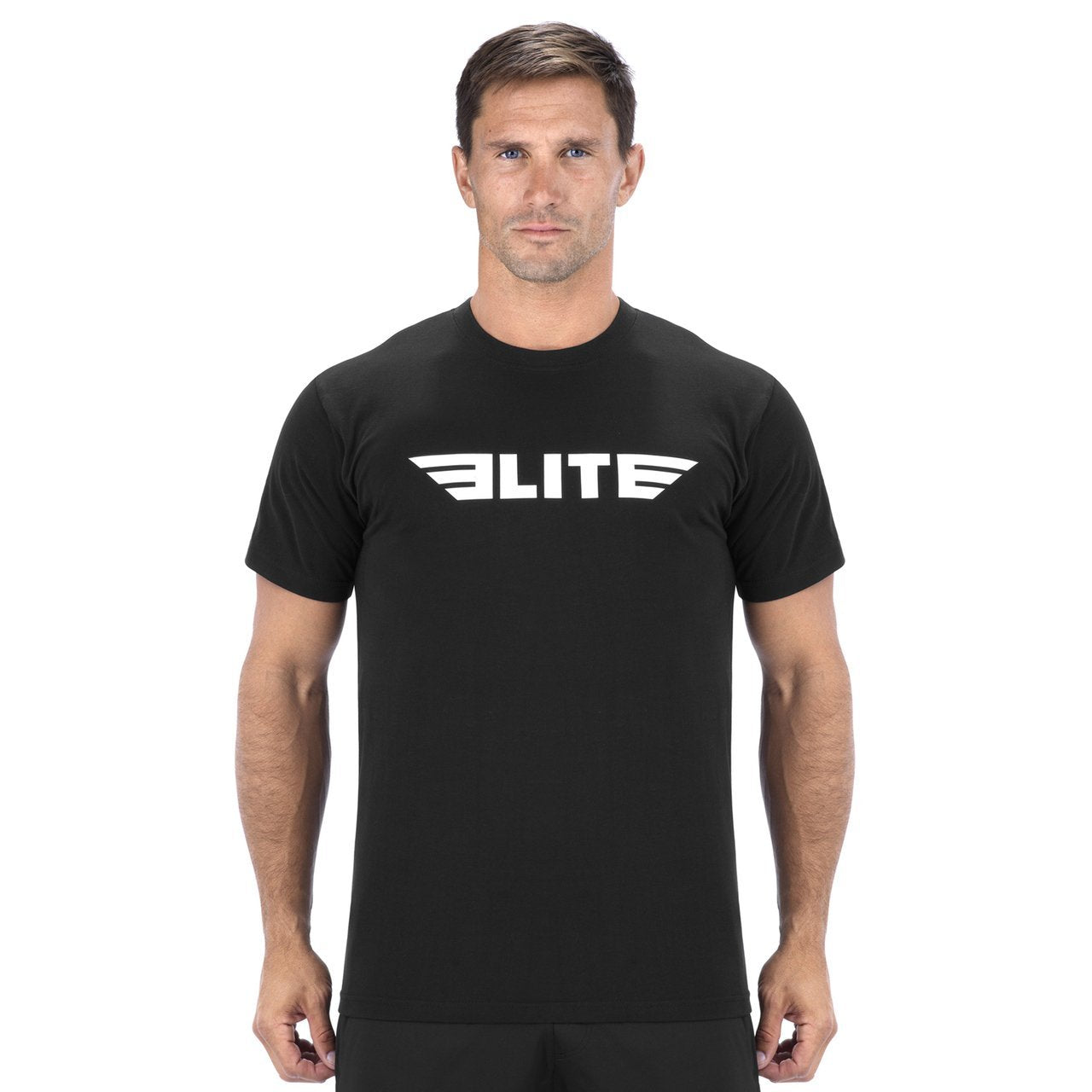 Elite Sports Black Judo T-Shirts