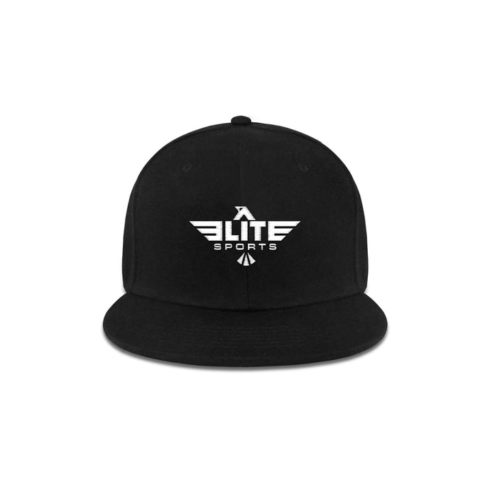 Elite Sports Snapback Black Training Cap