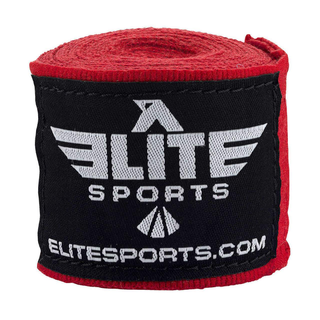 Elite Sports Red MMA Hand Wraps