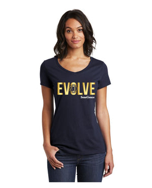 Evolve T-Shirt V-Neck
