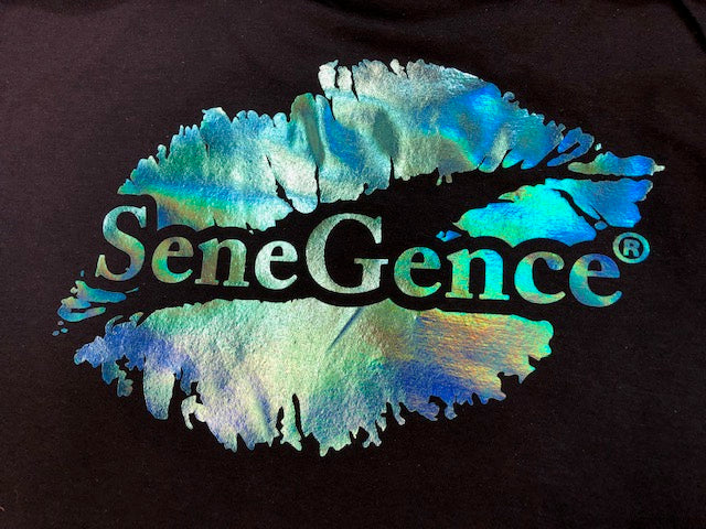 Holographic Woman's T-Shirt