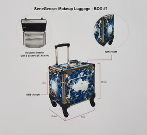 Rolling Demo Luggage Case