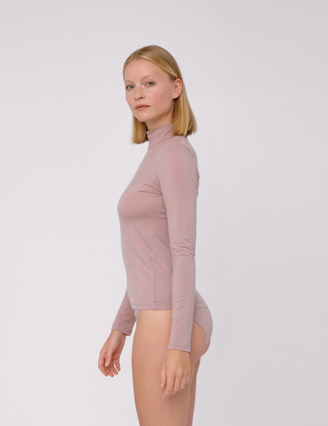 TENCEL™ Lite Turtleneck