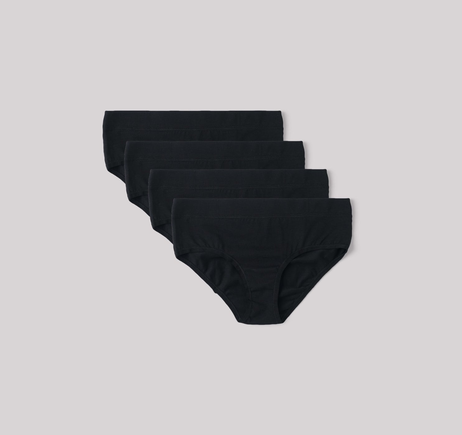 Organic Cotton Briefs 4-pack