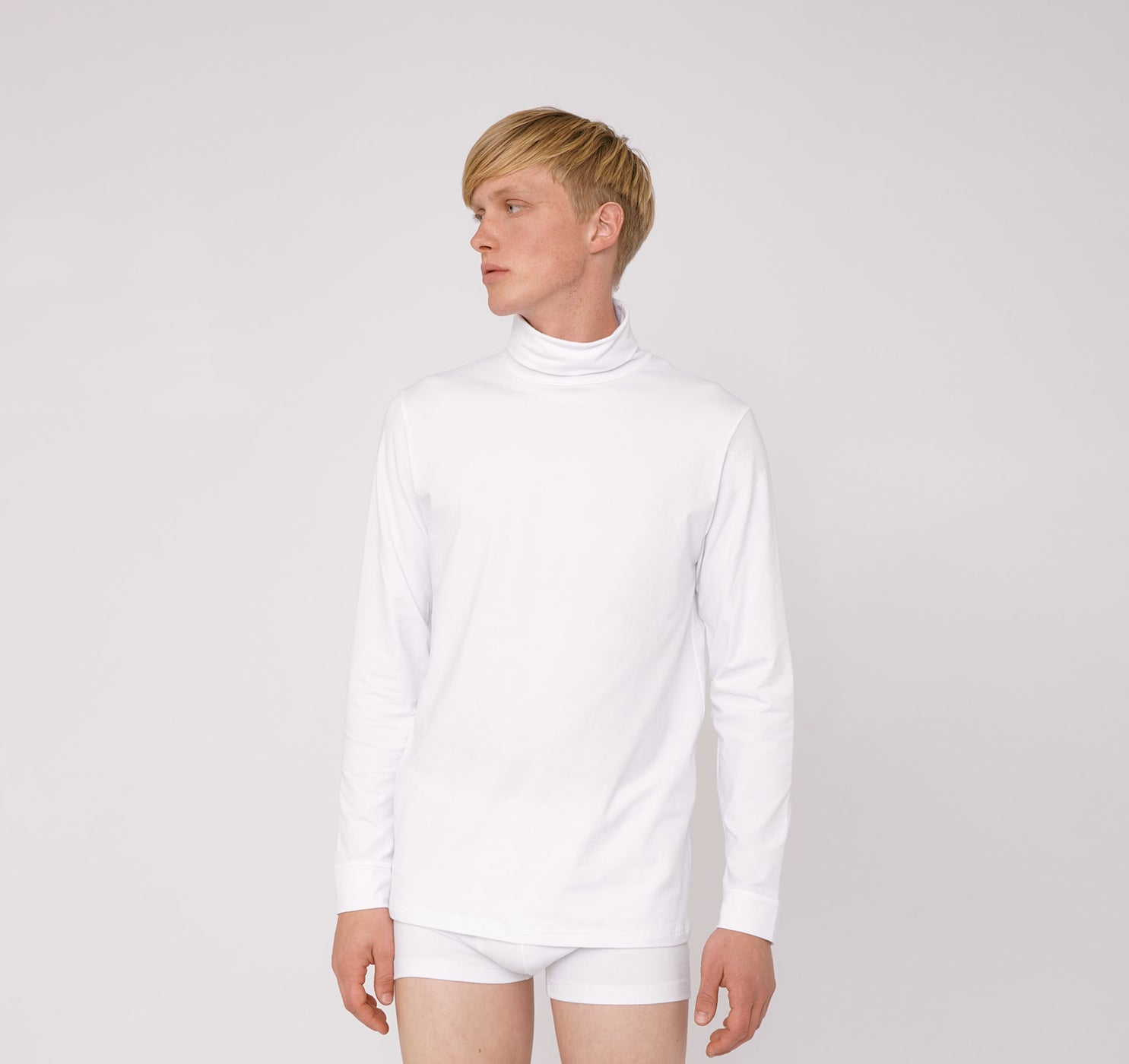 Organic Cotton Turtleneck 3-pack