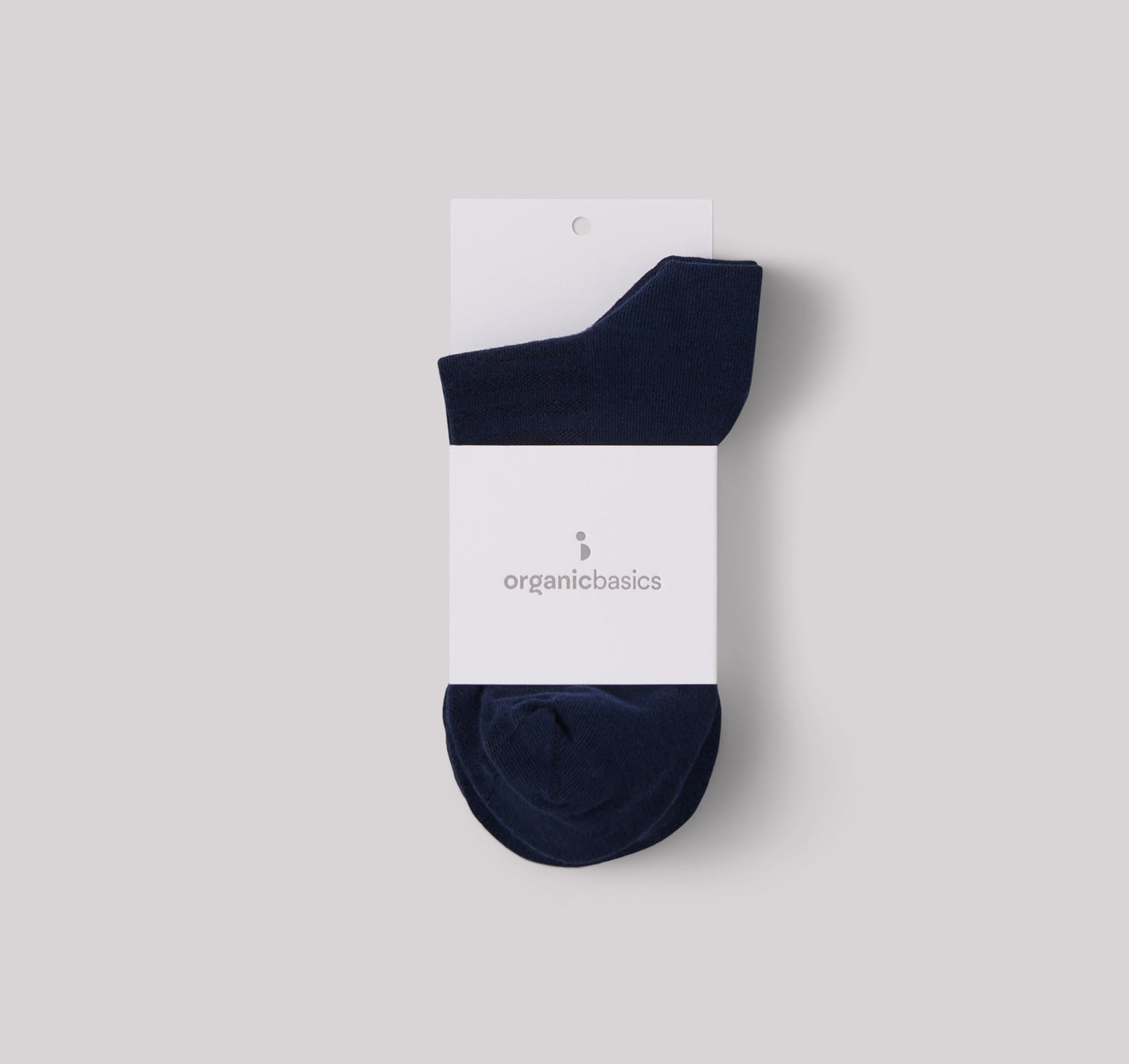 Organic Cotton Striped Socks 2-pack