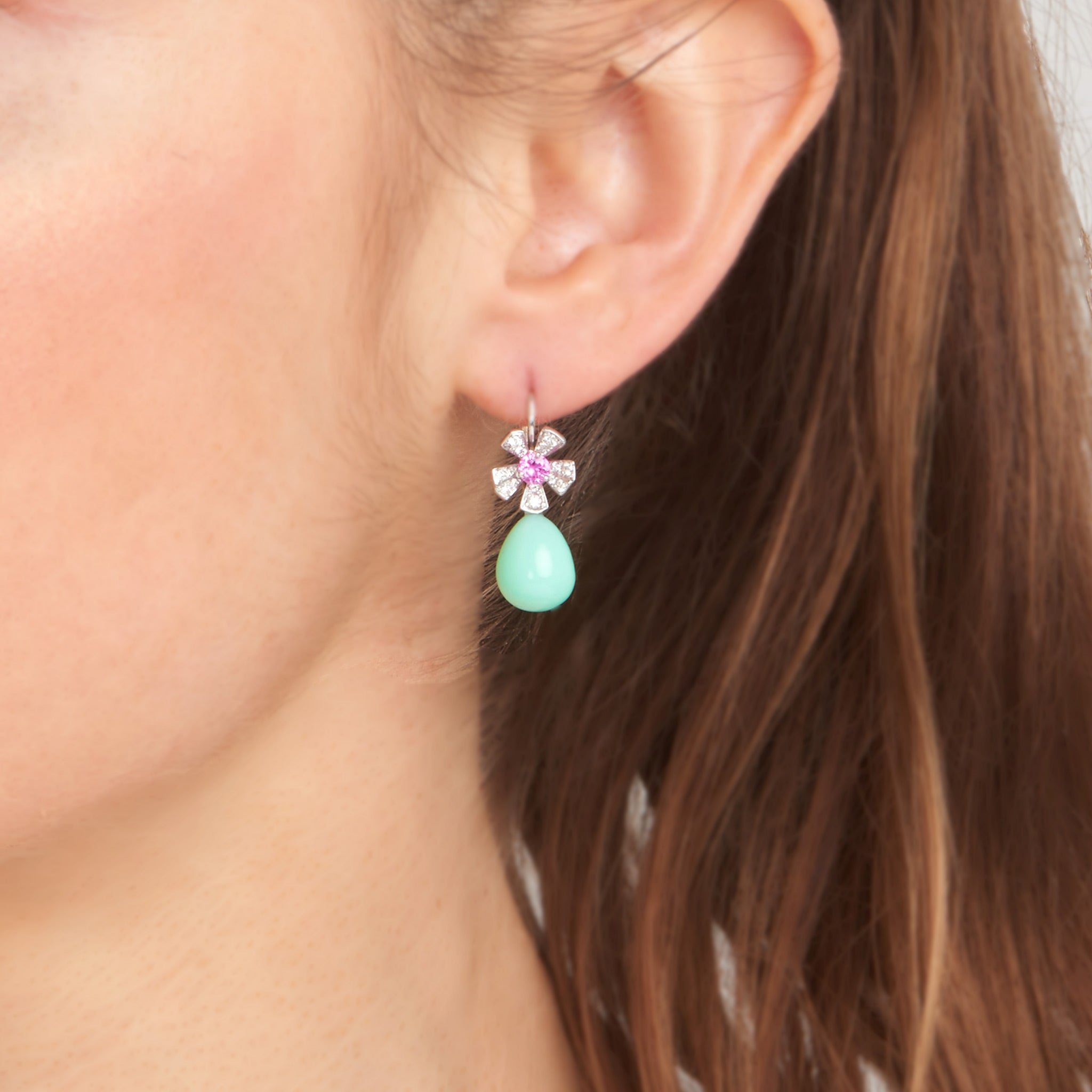 Mimi-So-Wonderland-Teardrop-Green-Opal-Earrings
