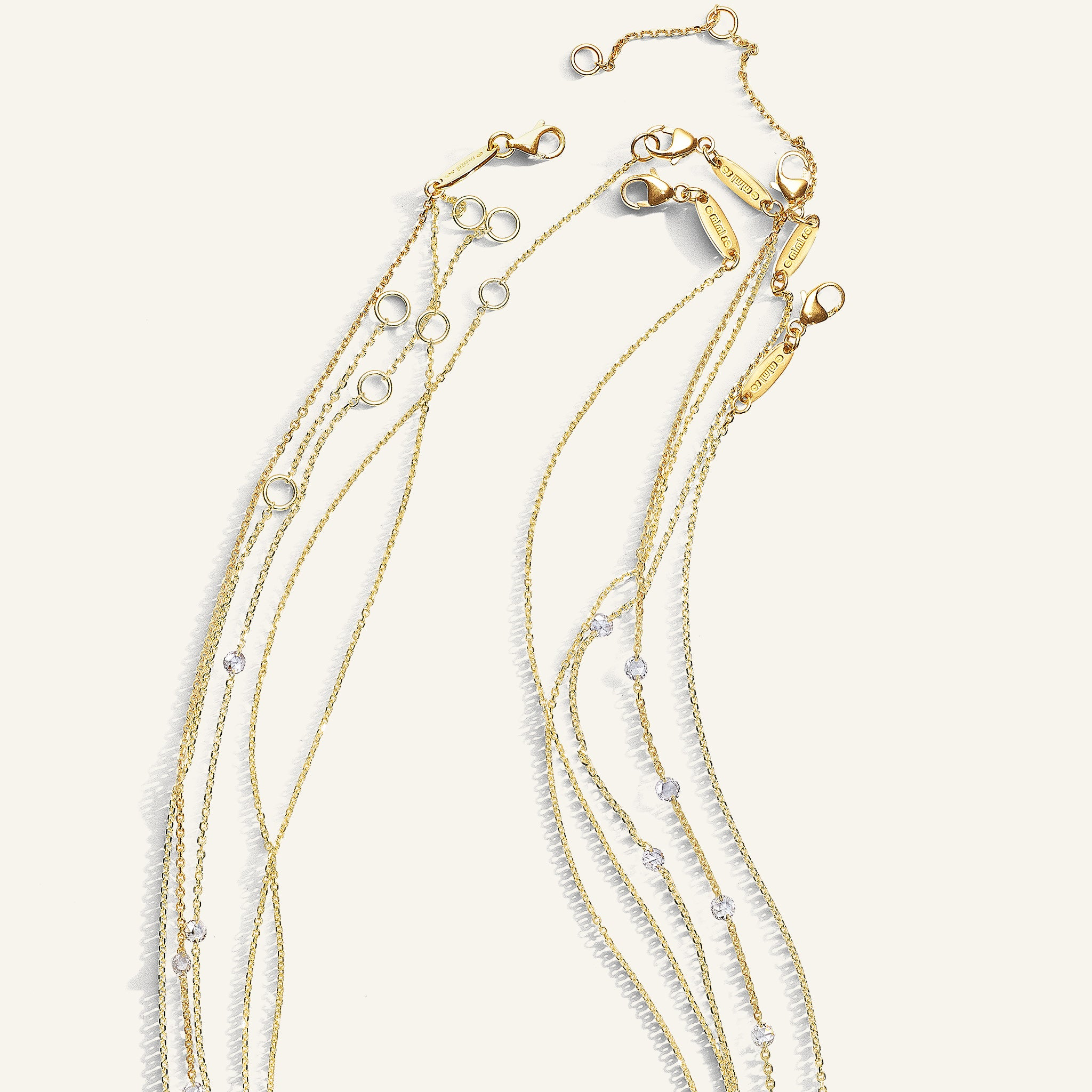 Clasp-Rosette-Necklaces_18k Yellow Gold