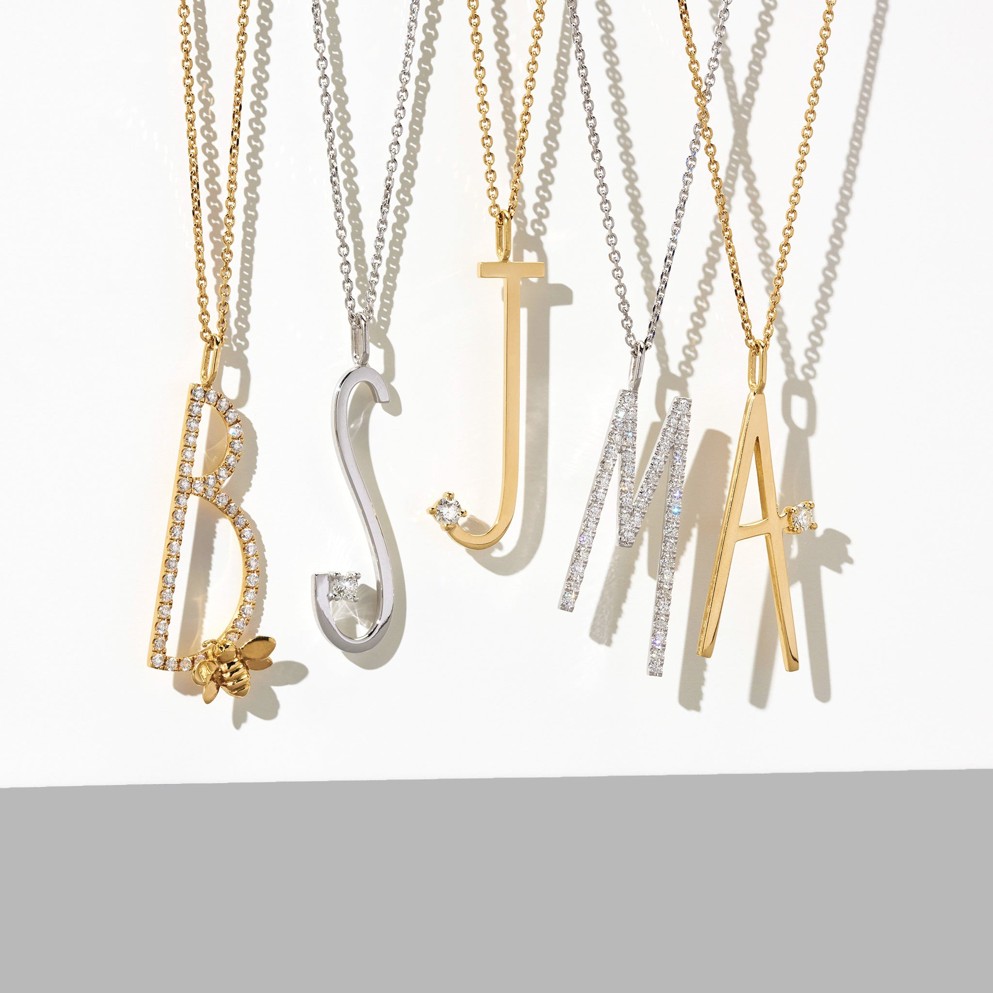 Mimi So Type Collection Necklaces