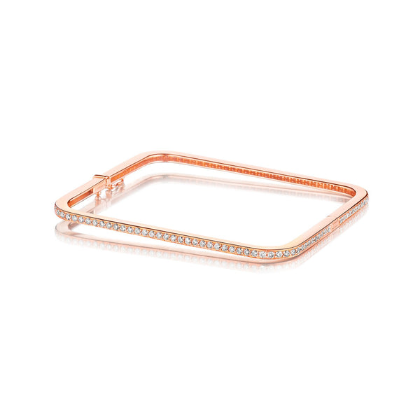 Mimi-So-Piece-Square-Diamond-Eternity_18k Rose Gold