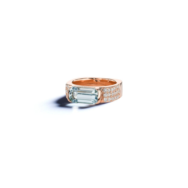 Mimi-So-Piece-Bridal-Aquamarine-Diamond-Engagement-Ring_18k Rose Gold