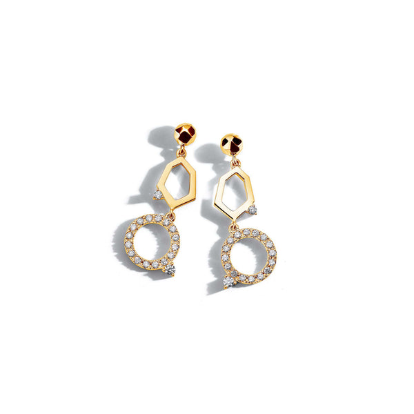 MIMI-SO-Jackson-2-Drop-Doha-Diamond-Earrings_18k Yellow Gold