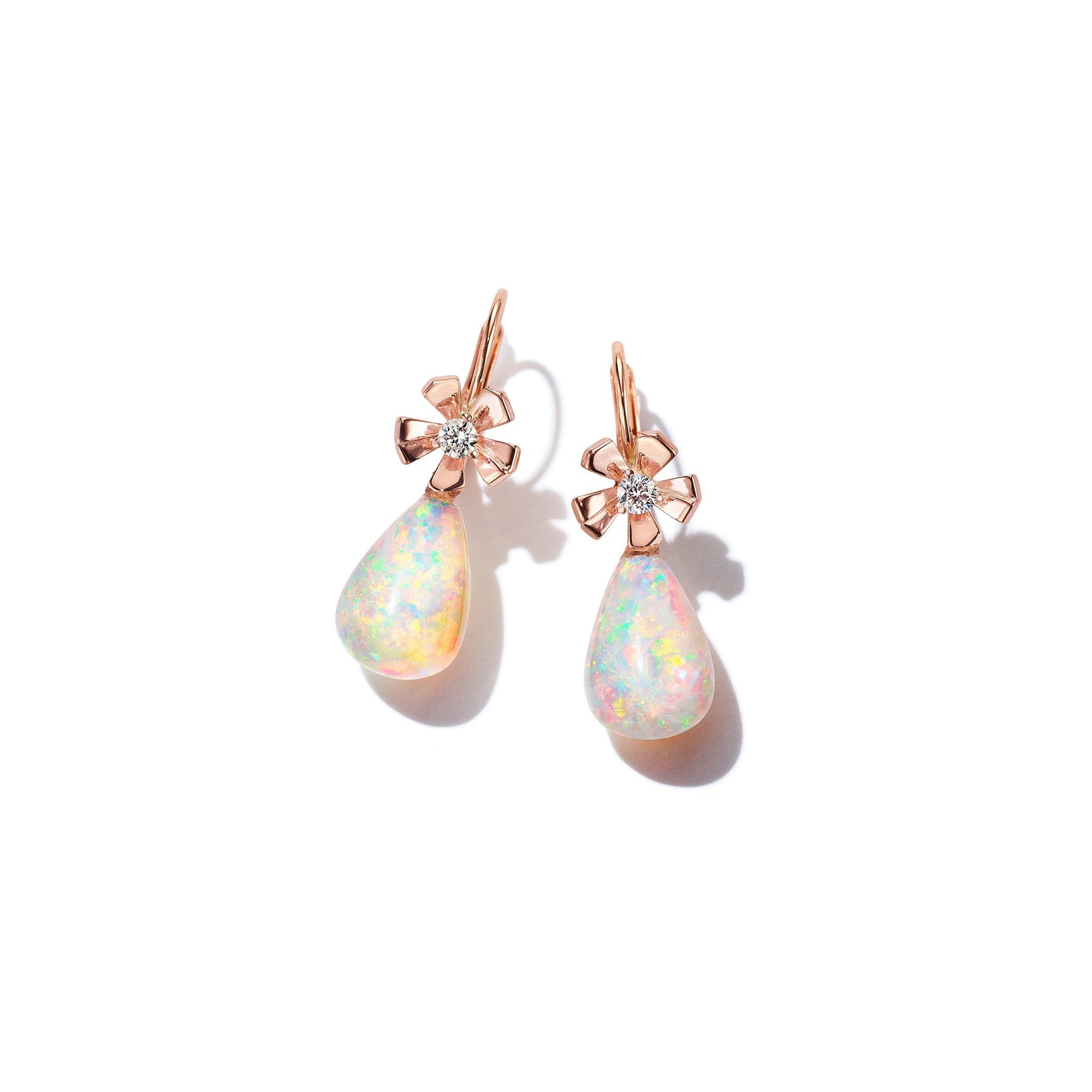 Mimi-So-Wonderland-Crystal-Opal-Teardrop-Earrings_18k Rose Gold