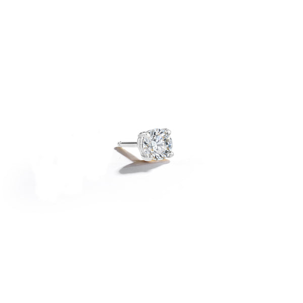 Round-Diamond-Stud-3mm_18k White Gold