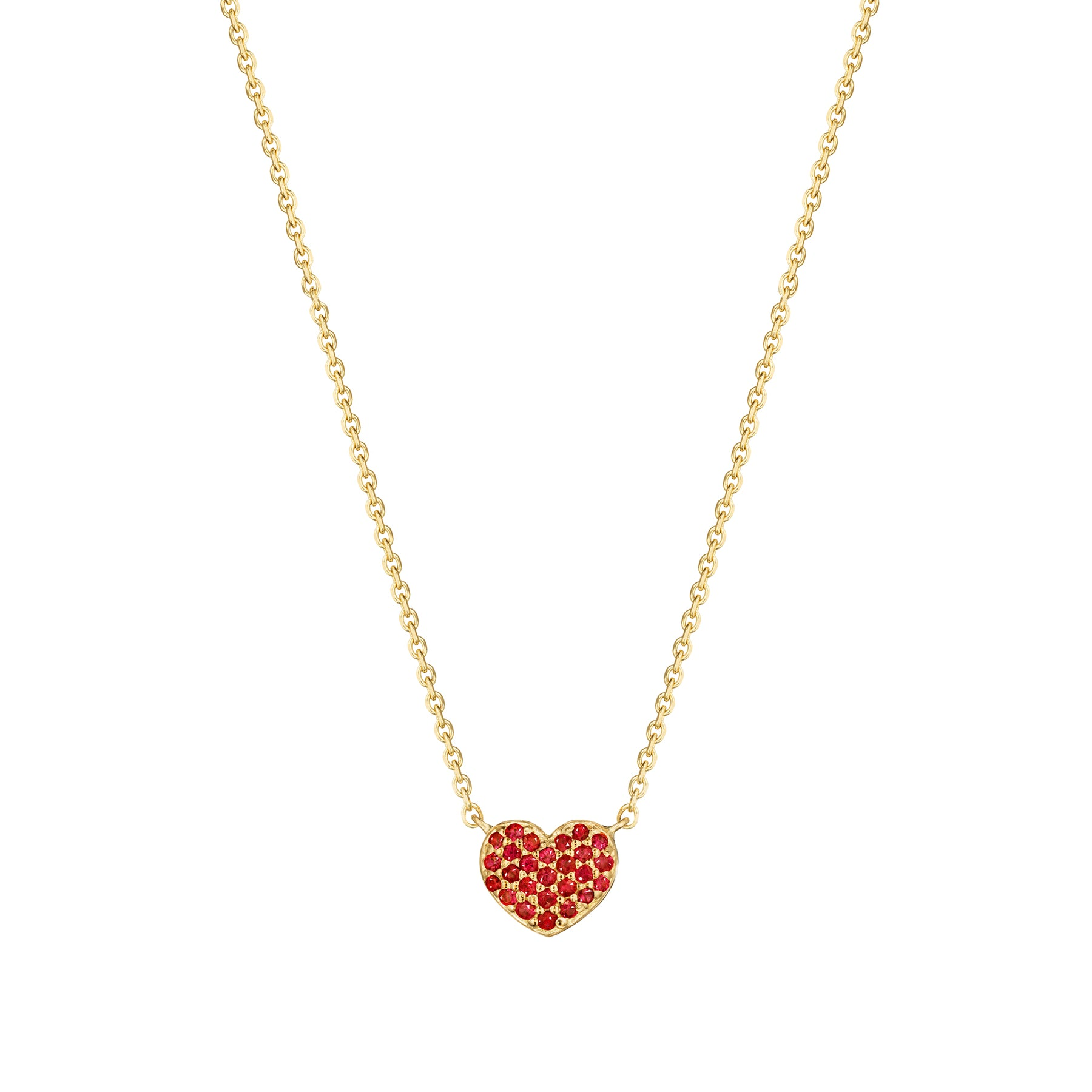 Mimi-So-Pave-Ruby-Heart-Pendant-Necklace_18k Yellow Gold