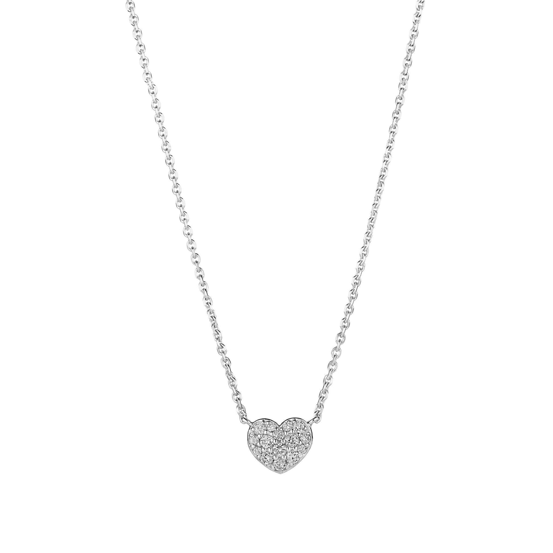 Mimi-So-Diamond-Heart-Necklace_18k White Gold