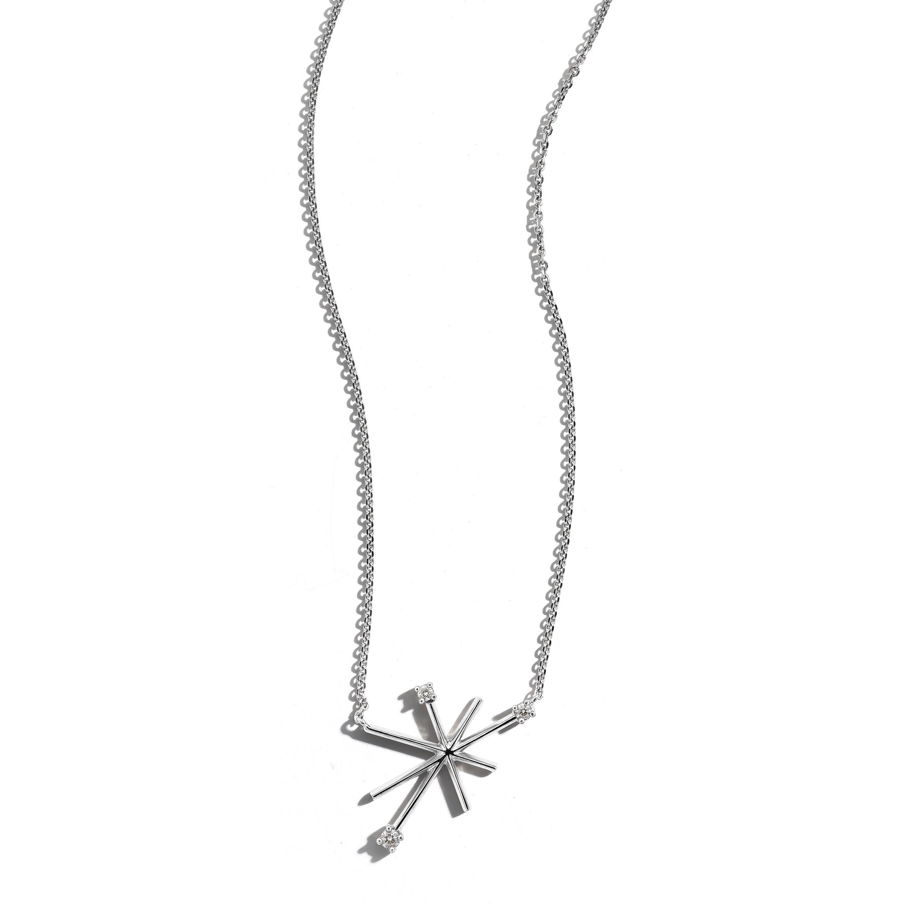 Mimi-So-Piece-Star-Necklace-Small_18k White Gold