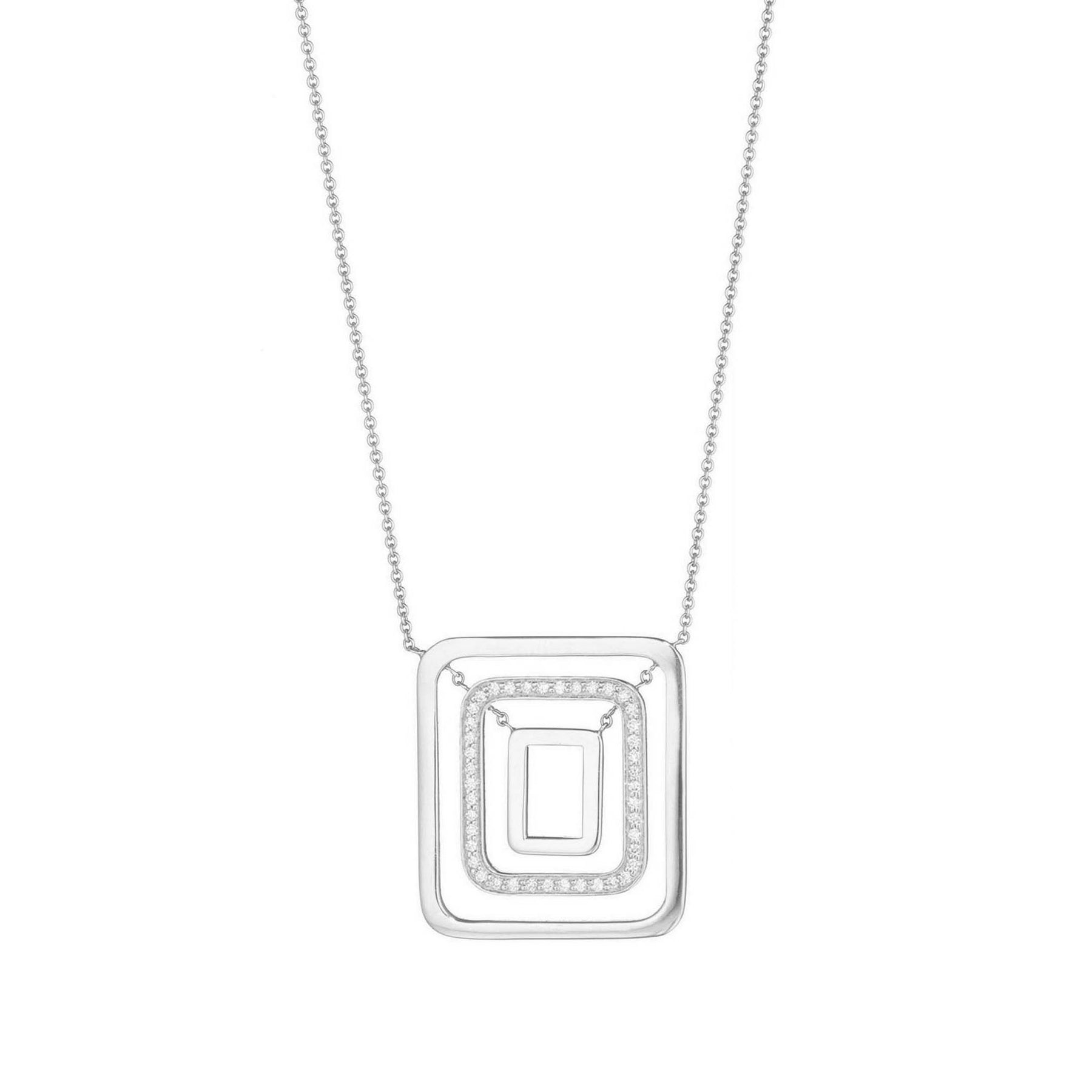 Mimi-So-Piece-Square-Swing-Diamond-Necklace_18k White Gold