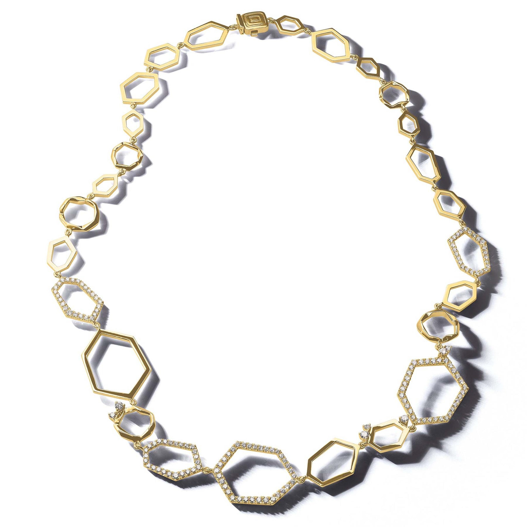 Jackson-Diamond-Link-Collar-Necklace_18k Yellow Gold