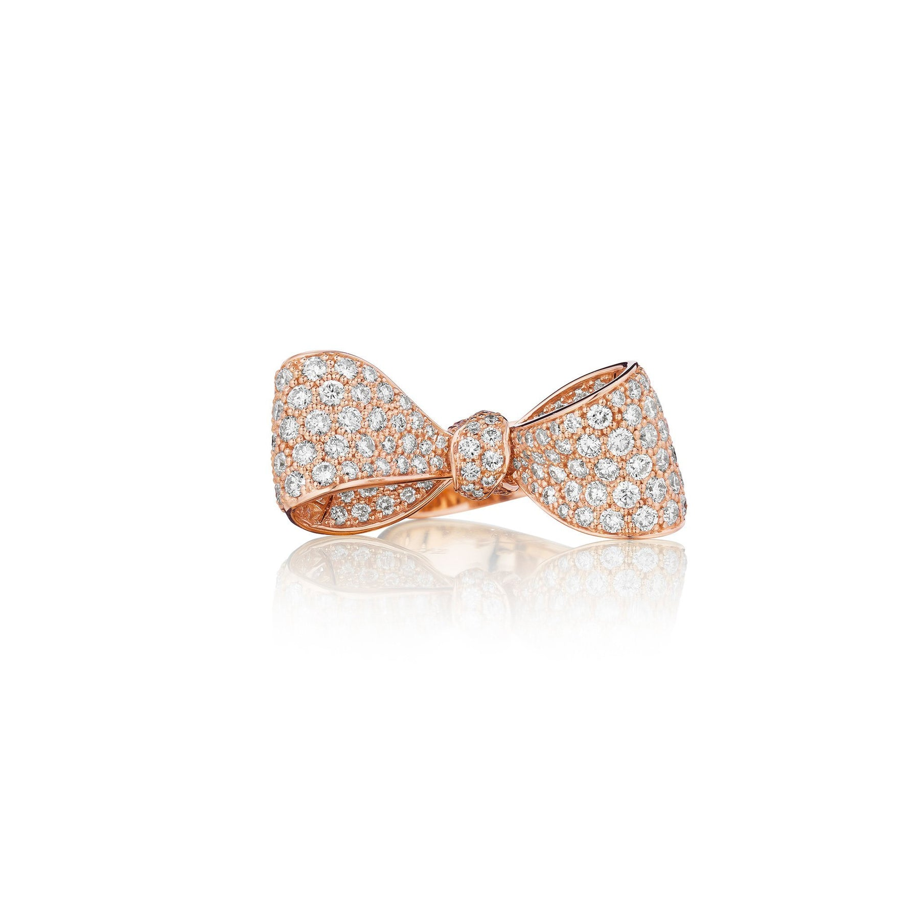 Mimi-So-Medium-Diamond-Bow-Ring_18k Rose Gold
