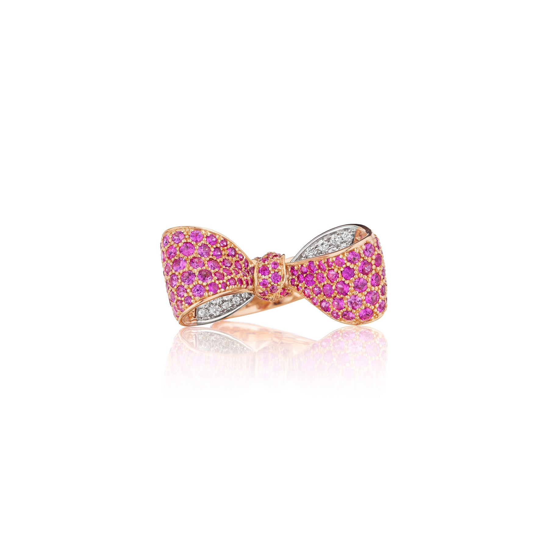 Mimi-So-Bow-Mid-Pink-Sapphire-Diamond-Ring_18k White/Rose Gold