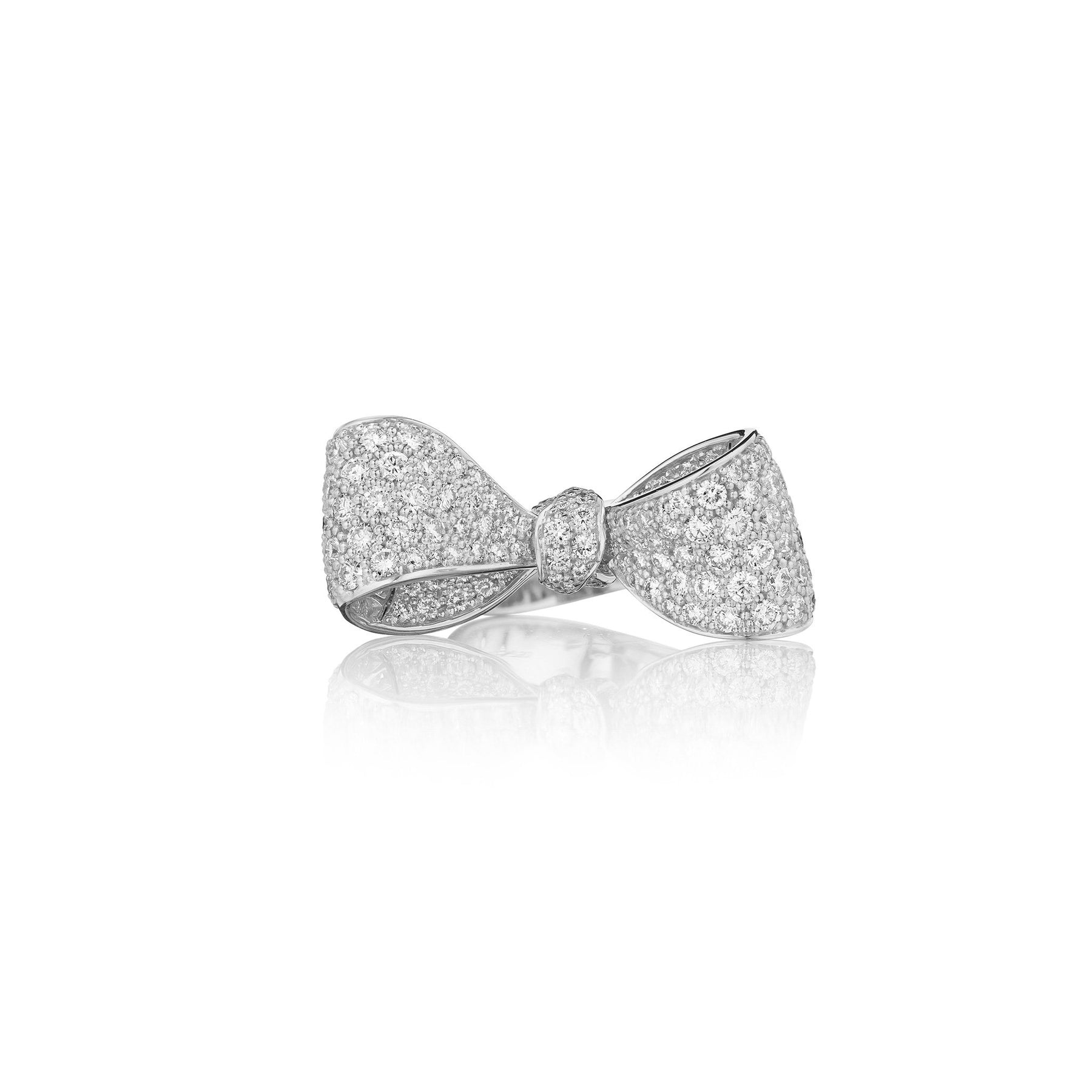 Mimi-So-Medium-Diamond-Bow-Ring_18k White Gold