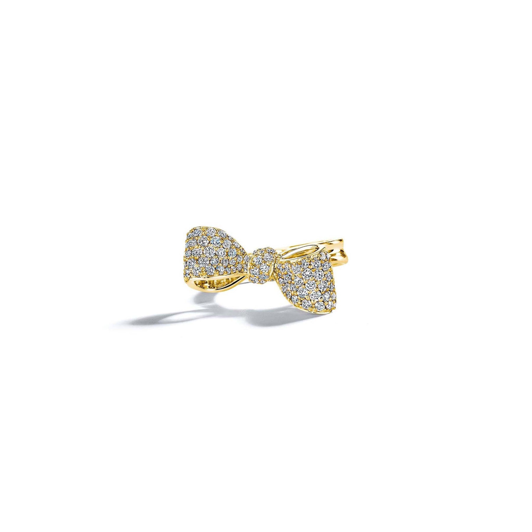 Mimi-So-Bow-Small-Pave-Diamond-Ring_18k Yellow Gold