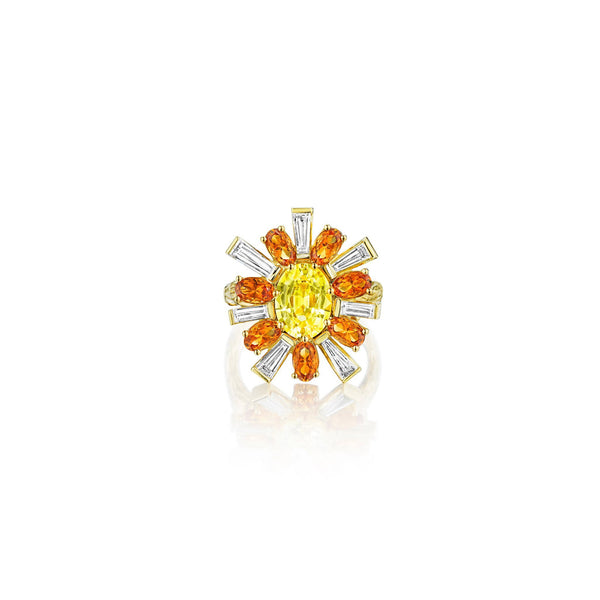 Mimi-So-Wonderland-Yellow-Sapphire-Citrine-Ballerina-Ring_18k Yellow Gold