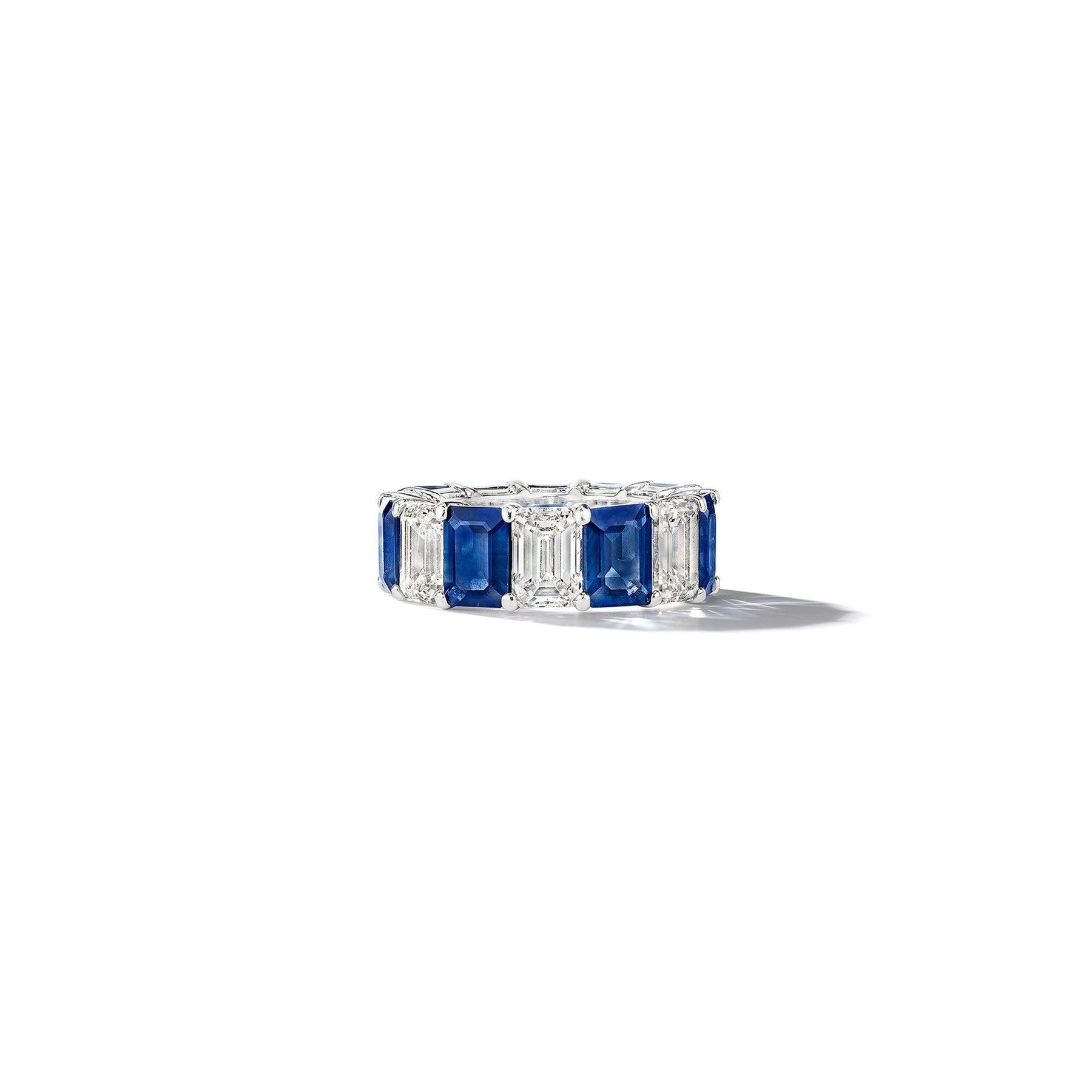Mimi-So-Bridal-Emerald-Cut-Sapphire-Diamond-Eternity-Ring_Platinum