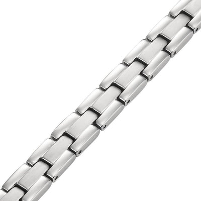 New Ladies Titanium Magnetic Bracelet Free Adjuster and Gift Box