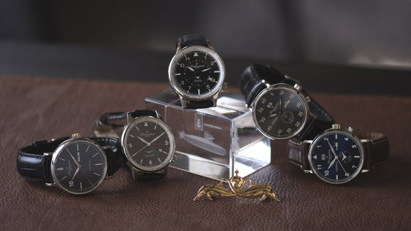5 ICONIC MILITARY WATCHES