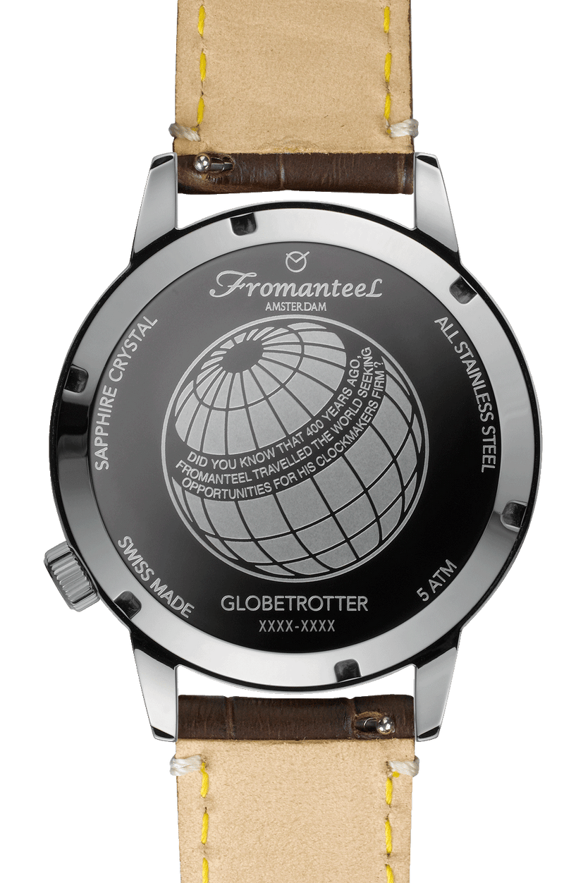 Globetrotter GMT Black
