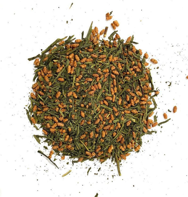 Organic Genmaicha Sample
