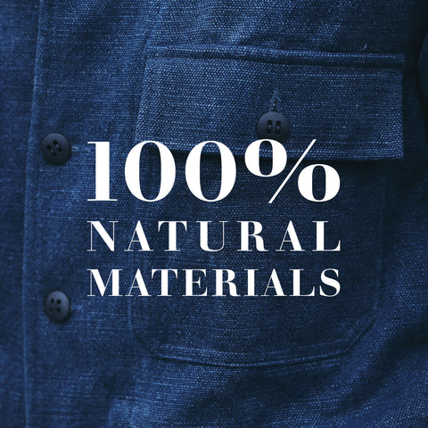 Natural materials made in Europe