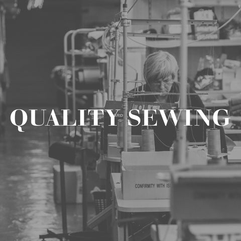 Quality Sewing