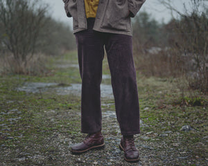 Thinker Trousers - Corduroy