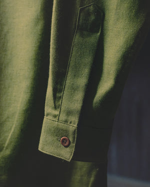 The Mañana Shirt - Sage green